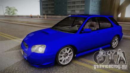 Subaru Impreza Wagon 2004 для GTA San Andreas