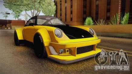 GTA 5 Pfister Comet Retro Custom для GTA San Andreas