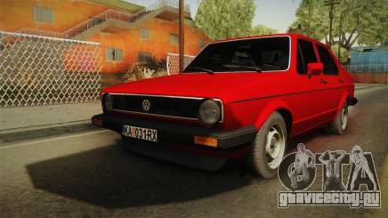 Volkswagen Jetta Mk1 седан для GTA San Andreas