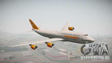 Boeing 747-8I Conviasa для GTA San Andreas