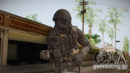 CoD 4: MW Remastered SAS v5 для GTA San Andreas