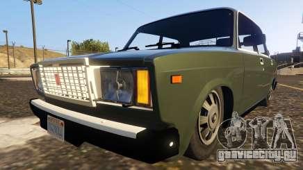 VAZ-2107 (Lada Riva) 1.3 для GTA 5