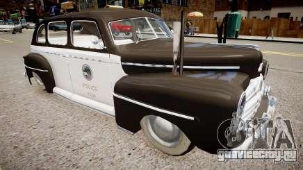 Ford Police Special 1947 для GTA 4