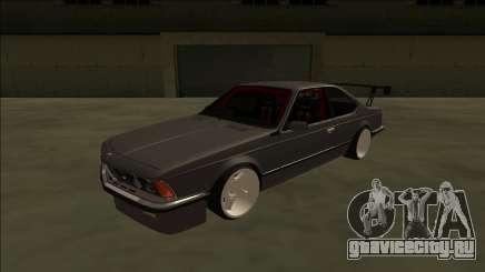 BMW M6 E24 Drift для GTA San Andreas