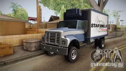 GTA 4 Vapid Yankee для GTA San Andreas