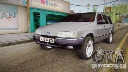 Ford Sierra Kombi 2.3D для GTA San Andreas
