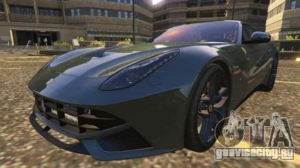 Ferrari F620GT 2013 для GTA 5