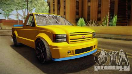 GTA 5 Vapid Sadler Racing для GTA San Andreas