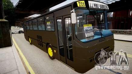 Volvo B10M для GTA 4