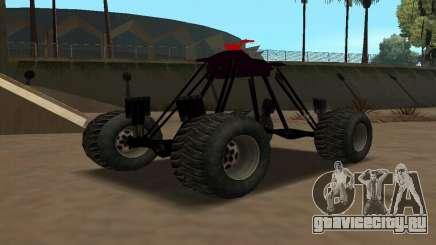 Monster Quad для GTA San Andreas