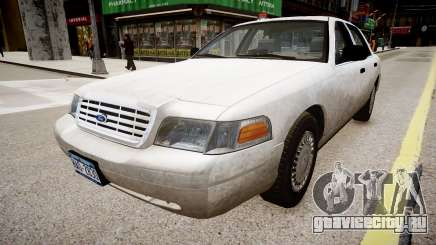 Ford Crown Victoria CVT Detective для GTA 4