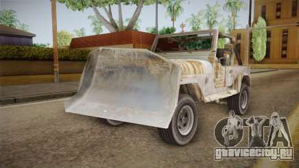 Jeep Wrangler Mad Max Style для GTA San Andreas