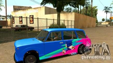 ВАЗ 2102 Кроч для GTA San Andreas