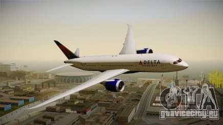 Boeing 787-8 Delta Airlines для GTA San Andreas