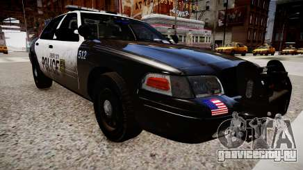 Ford Crown Victoria LCPD Police для GTA 4