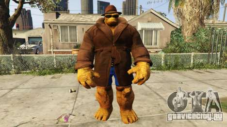 The Thing Incognito для GTA 5