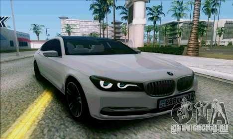 BMW 7 для GTA San Andreas
