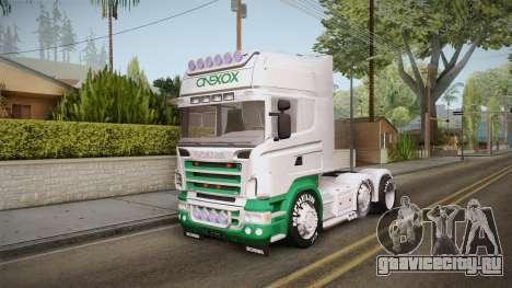 Scania R620 ONEXOX для GTA San Andreas
