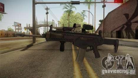 ARX-160 Tactical v3 для GTA San Andreas
