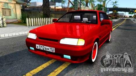 ВАЗ 2115 Retro Style для GTA San Andreas