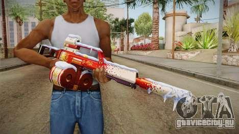 Vindi Xmas Weapon 5 для GTA San Andreas третий скриншот