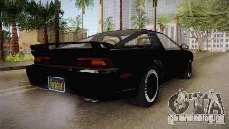 GTA 5 Imponte Ruiner 2000 для GTA San Andreas вид справа