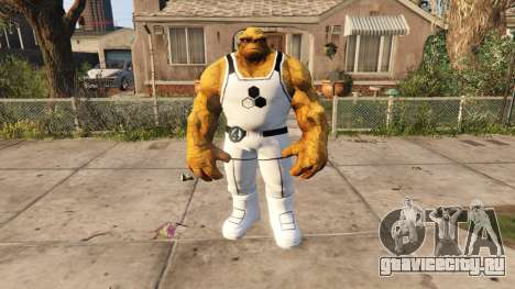 The Thing Future Foundation для GTA 5