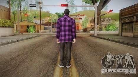 GTA Online - Skin Random 5 для GTA San Andreas третий скриншот