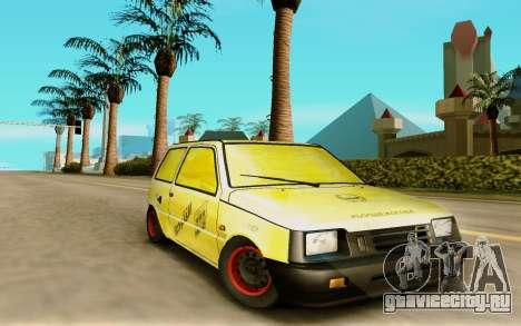 ВАЗ 1111 для GTA San Andreas