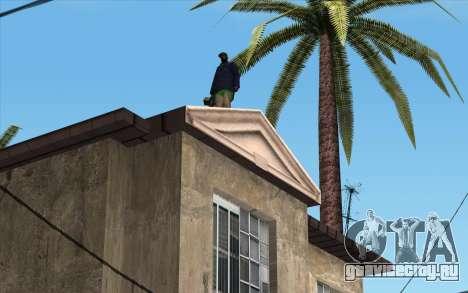 Защитники Grove ST для GTA San Andreas второй скриншот
