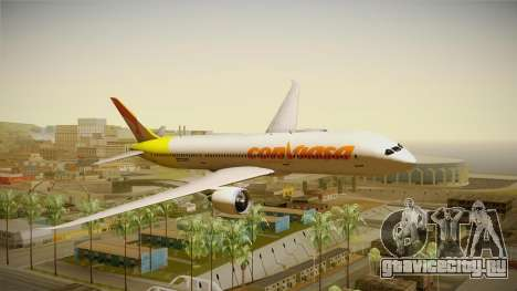 Boeing 787 Conviasa для GTA San Andreas