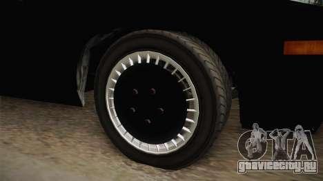 GTA 5 Imponte Ruiner 2000 для GTA San Andreas вид сзади