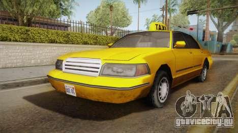 Vapid Stanier 1998 для GTA San Andreas