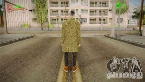GTA Online DLC Import-Export Male Skin 2 для GTA San Andreas третий скриншот