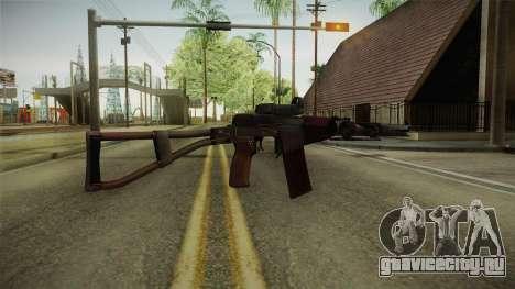 Battlefield 4 - AS Val для GTA San Andreas второй скриншот