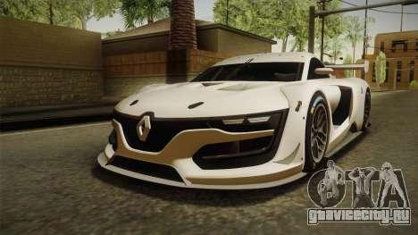Renault Sport R.S.01 PJ2 для GTA San Andreas