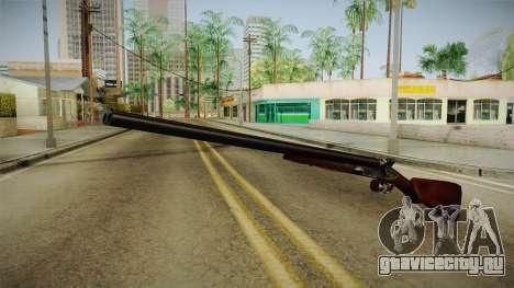 Rifle для GTA San Andreas