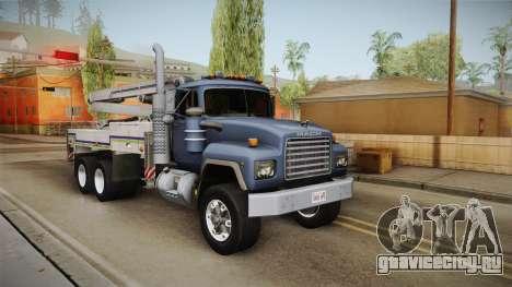 Mack RD690 Pump 1992 v1.0 для GTA San Andreas