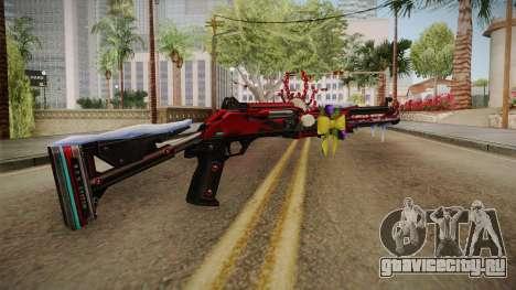 Vindi Xmas Weapon 6 для GTA San Andreas второй скриншот