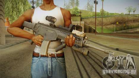 ARX-160 Tactical Expert для GTA San Andreas