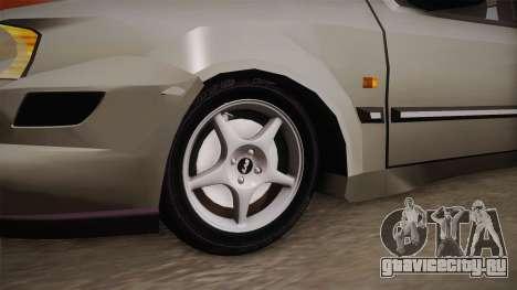 Ford Scorpio Sedan 2.8VR6 GTI для GTA San Andreas вид сзади
