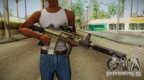M4 v1 для GTA San Andreas третий скриншот
