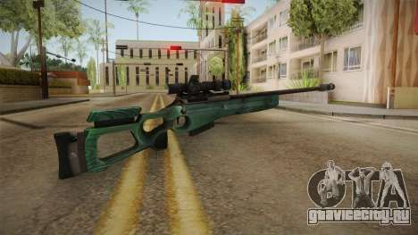 Battlefield 4 - SV-98 для GTA San Andreas