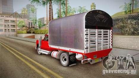 Dodge 300 для GTA San Andreas вид слева