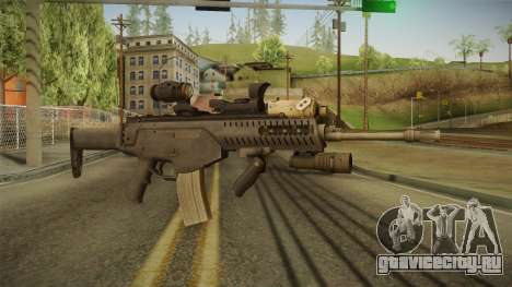 ARX-160 Tactical Expert для GTA San Andreas второй скриншот