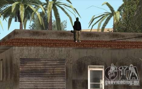 Защитники Grove ST для GTA San Andreas третий скриншот