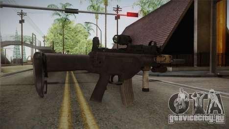 ARX-160 Tactical Elite для GTA San Andreas третий скриншот