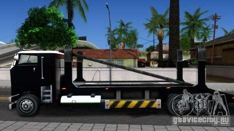 Hauler Packer для GTA San Andreas вид слева