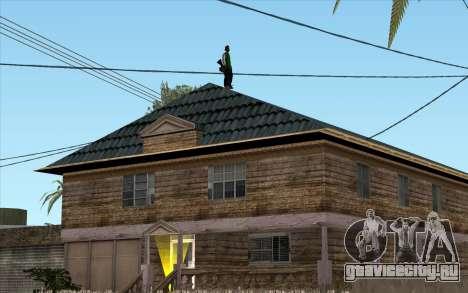 Защитники Grove ST для GTA San Andreas четвёртый скриншот