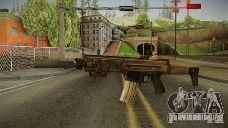 Battlefield 4 - CZ-805 для GTA San Andreas